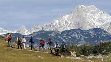 Adventure holidays Slovenia