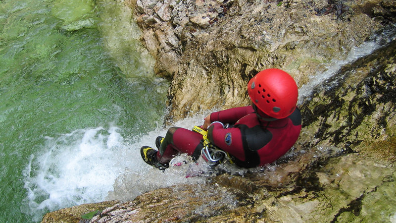 Adrenaline adventure in Slovenia
